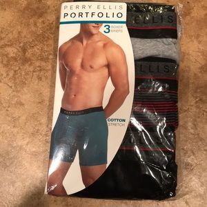 New Perry Ellis Boxer Briefs size XL
